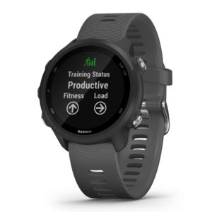 Garmin Forerunner 245 GPS Running Smartwatch - Slate Gray