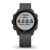Garmin Forerunner 245 GPS Running Smartwatch - Slate Gray 4