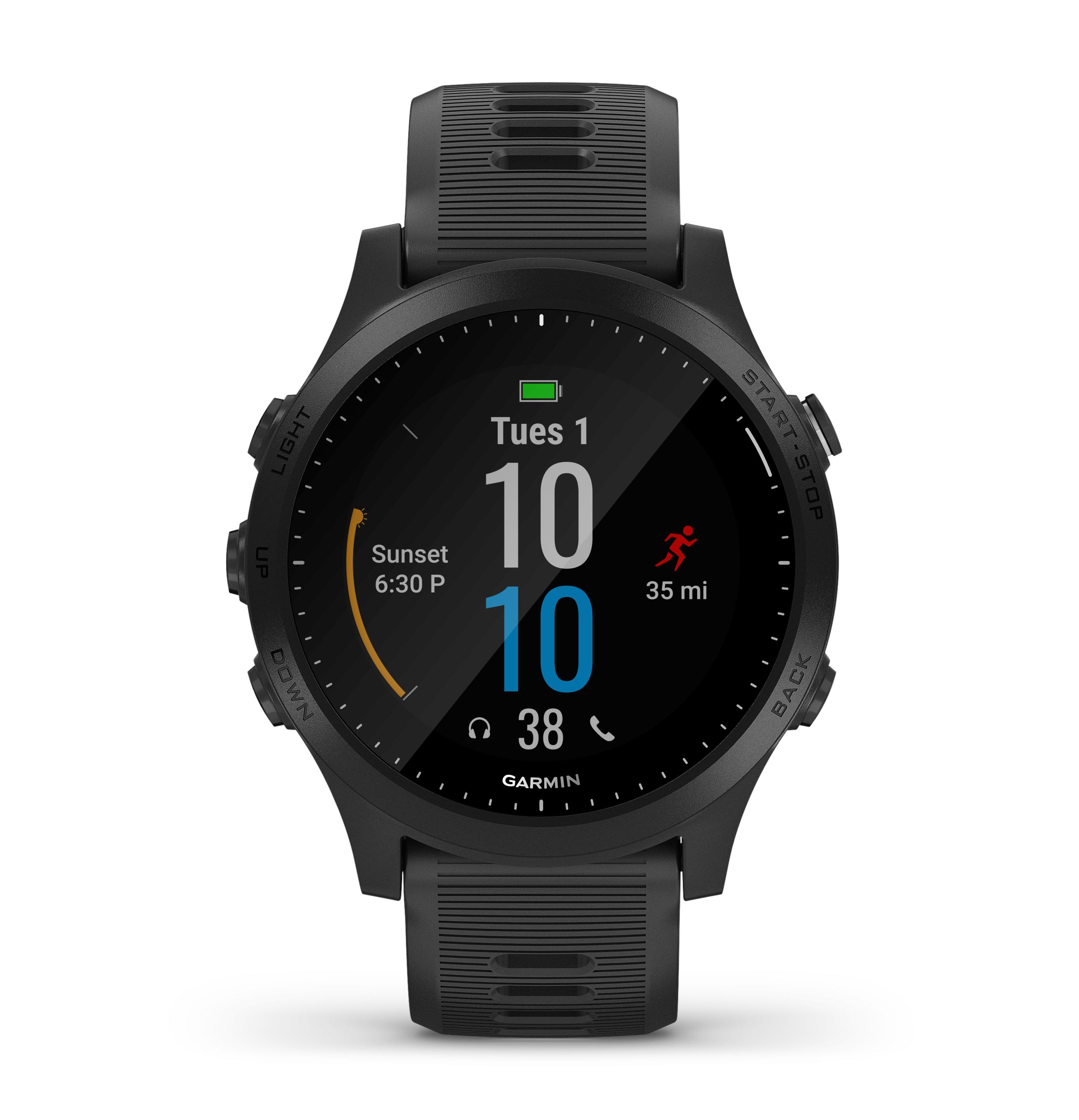 Garmin Gps Watch >> Garmin Forerunner 945 Premium Gps Watch