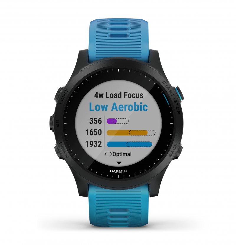 Garmin Forerunner 945 Premium GPS Watch. Blue Bundle