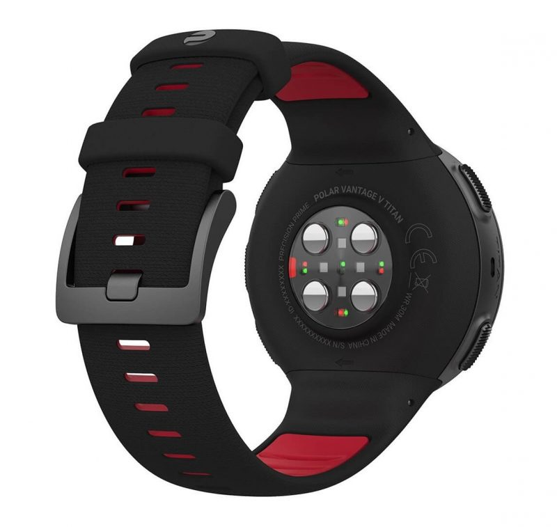 Polar Vantage V Titan Multisport Watch