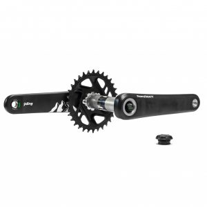 Team ZWATT yding Carbon MTB Power Meter