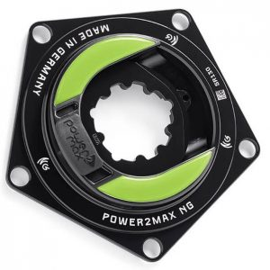 power2max NG Praxis Road Power Meter - 130 BCD