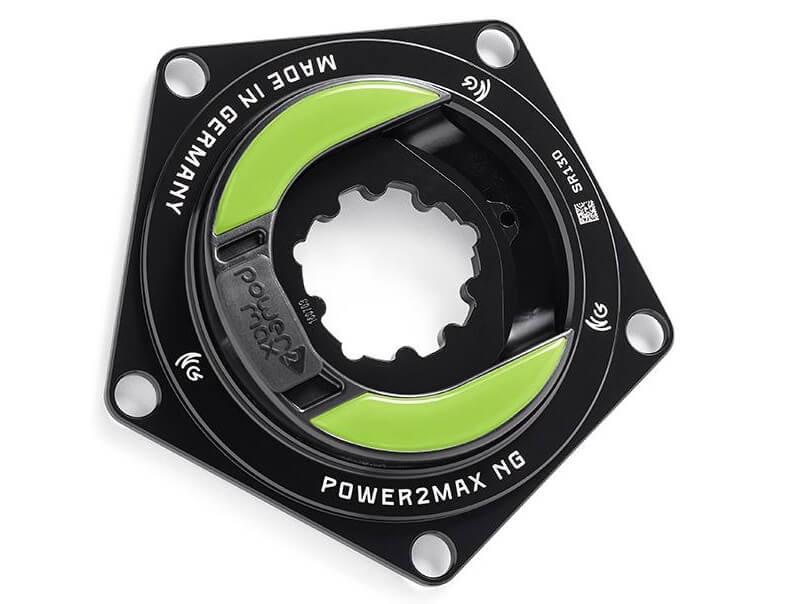 power2max NG Praxis Road Power Meter - 130 BCD