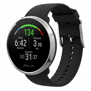 Polar Ignite GPS Fitness Watch - Black