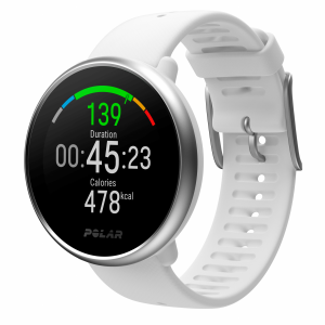 Polar Ignite GPS Fitness Watch - White
