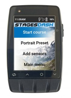 Stages Dash M50 Cycling Computer