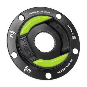 power2max NG ROTOR ALDHU Road Power Meter - 110 BCD