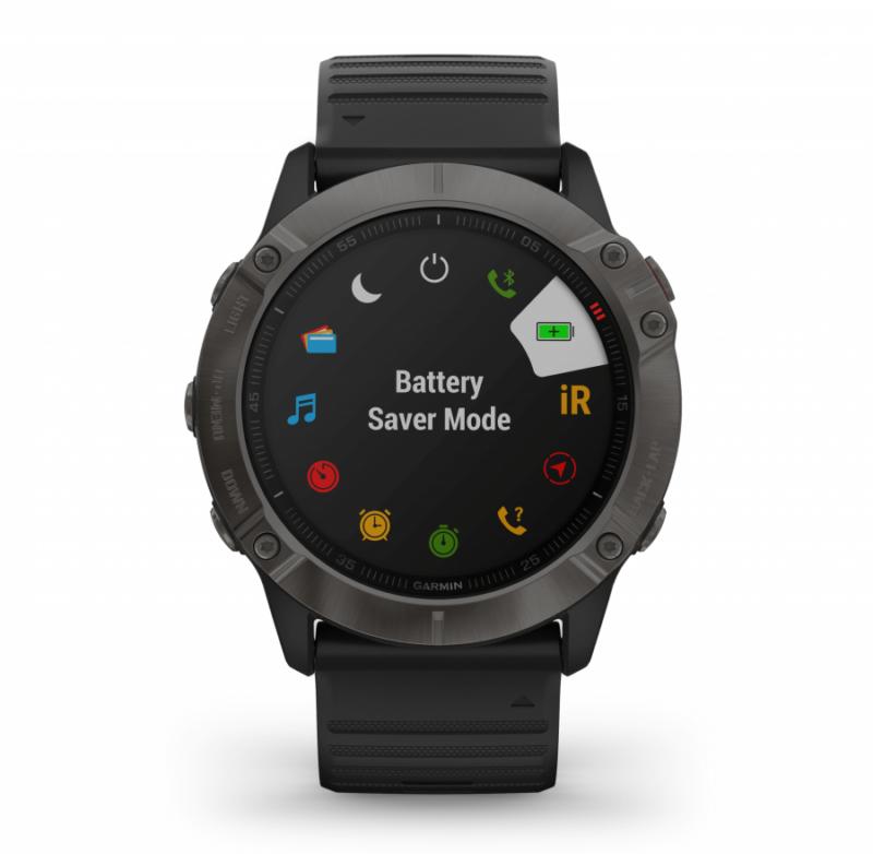 Garmin fenix 6X GPS Multisport Watch