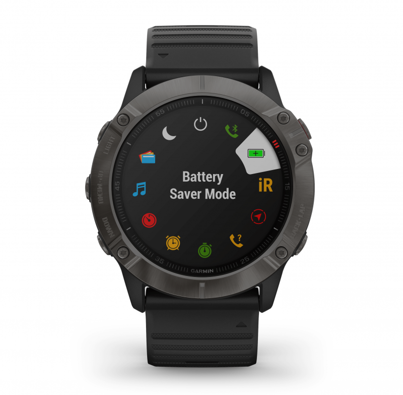 Garmin fenix 6X GPS Multisport Watch