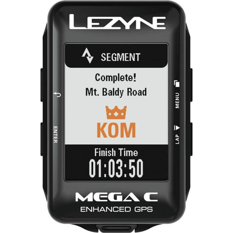 Lezyne Mega C GPS Cycling Computer