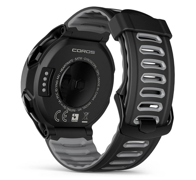 Coros Pace Multisport GPS Watch - Bravado Black