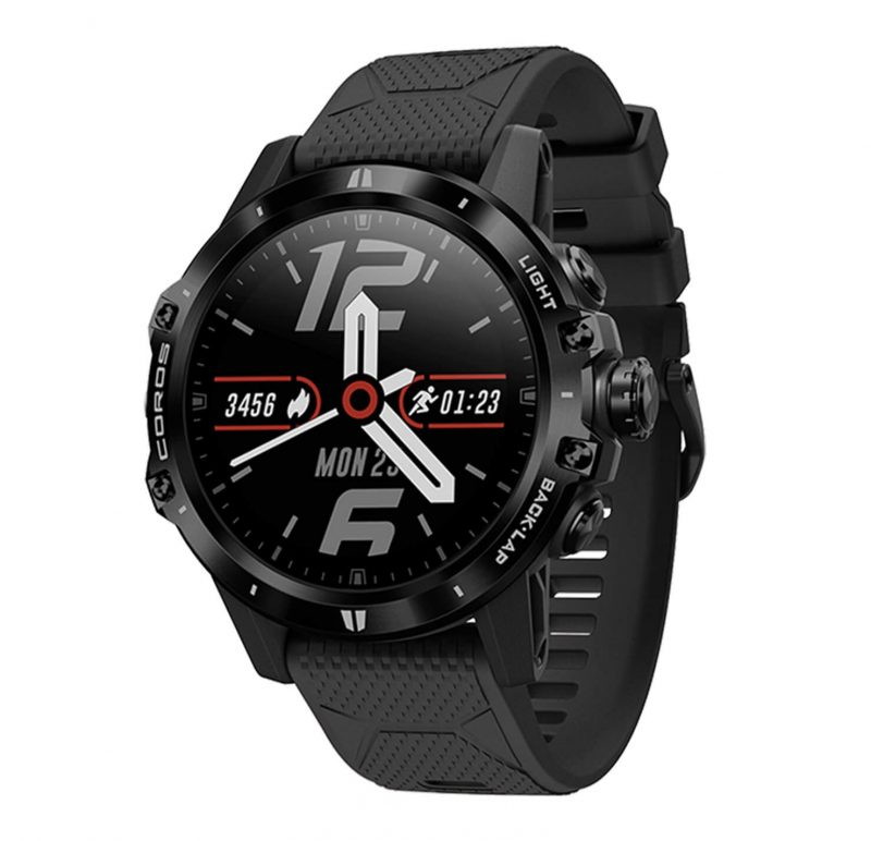 Coros VERTIX Dark Rock GPS Adventure Watch