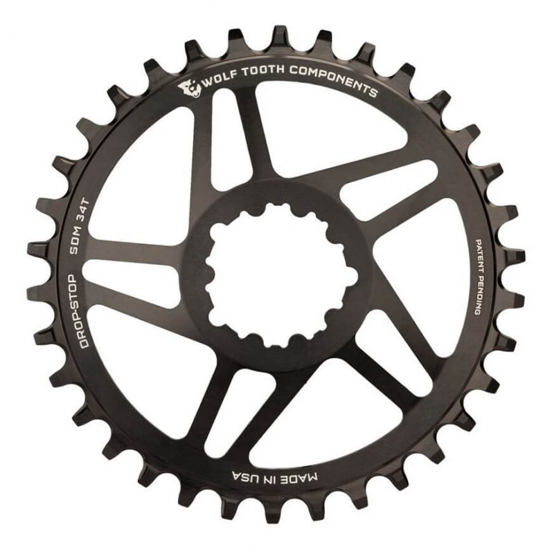 Wolf Tooth Components Direct Mount Chainrings for SRAM