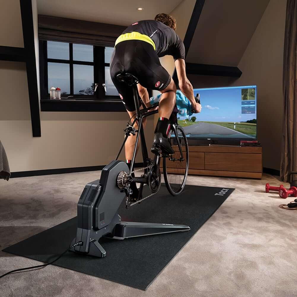 Tacx FLUX S Smart Trainer - Power Meter