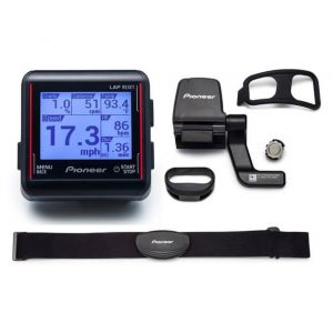 Pioneer GPS Cycle Computer - Bundle