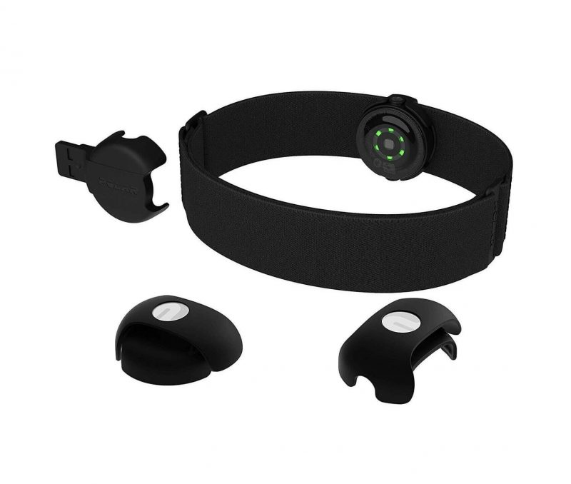 Polar OH1+ Optical Heart Rate Sensor - Black