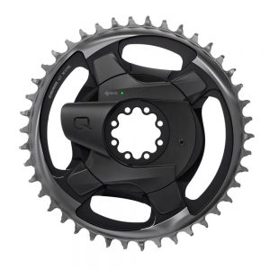 SRAM REDForce AXS 107 BCD Power Meter Spider with chainrings