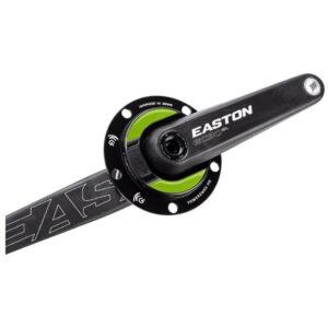 power2max NG Easton Road Power Meter Crankset. 110 BCD