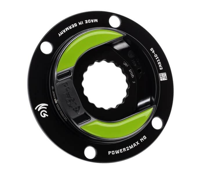 power2max NG Easton Road Power Meter. 110 BCD 4-Bolt Shimano