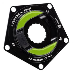 power2max NG Easton Road Power Meter. 130 BCD