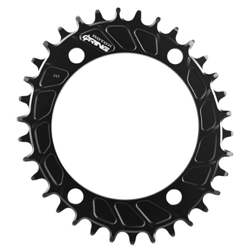 ROTOR 110×4 Chainring For INspider - Oval