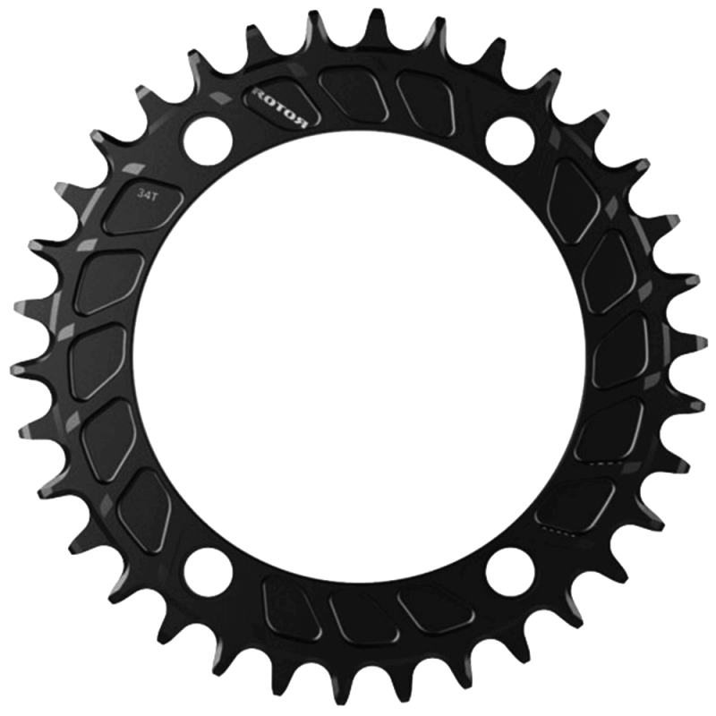ROTOR 110×4 Chainring For INspider - Round