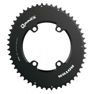 ROTOR 110x4 Aero Chainring - Oval