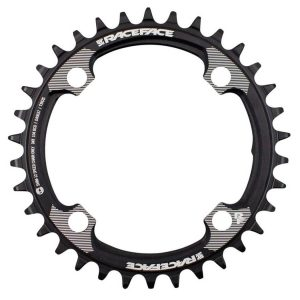 Race Face 1x 104 BCD MTB Shimano 12-Spd. Chainring