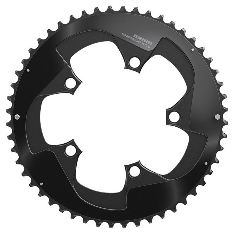 SRAM X-Glide 11-Speed Road Chainrings