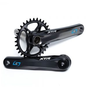 Stages Shimano XTR M9120 Dual-Sided Crankset