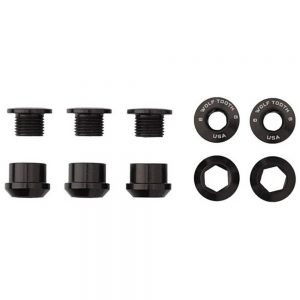 Wolf Tooth Components 1x Chainring Bolts (Set of 5)