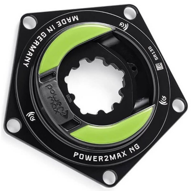 power2max NG Praxis Road Power Meter. 130 BCD