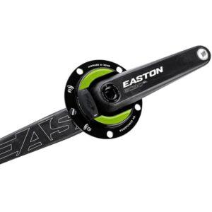power2max NGeco Easton Road Power Meter Crankset. 110 BCD