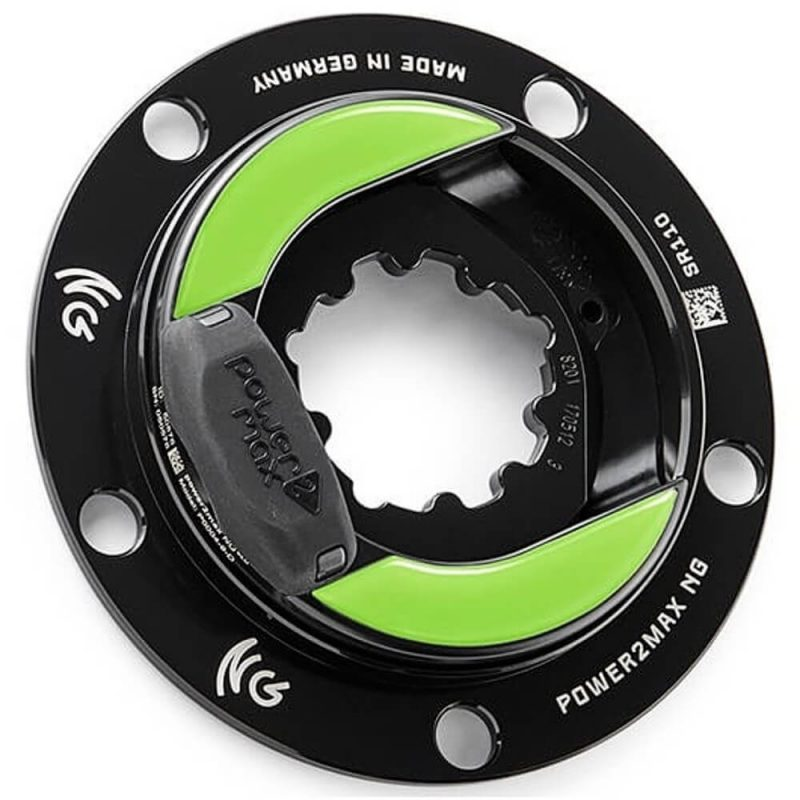 power2max NGeco Praxis Road Power Meter. 110 BCD