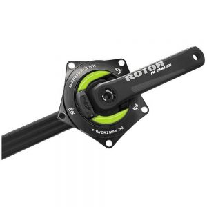 power2max NGeco ROTOR ALDHU Track Crankset. 144 BCD