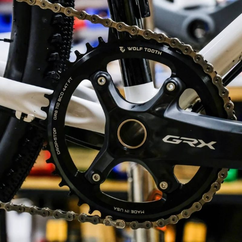 Wolf Tooth Components 110 BCD 4-Bolt Shimano GRX Chainring