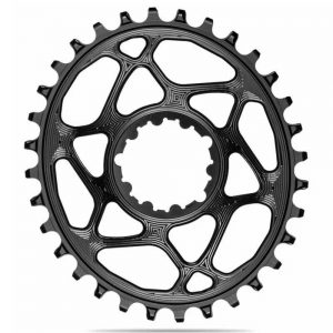 absoluteBLACK Oval Boost Chainring for SRAM - Black
