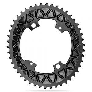 absoluteBLACK Premium Oval Sub-Compact Chainrings for Shimano