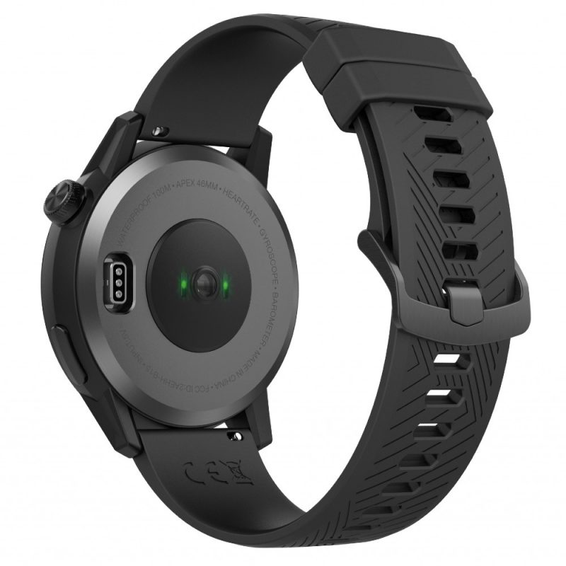 Coros APEX Premium Multisport GPS Watch - Black/Grey