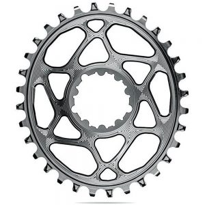 absoluteBLACK Oval Boost Chainring for SRAM - Titanium