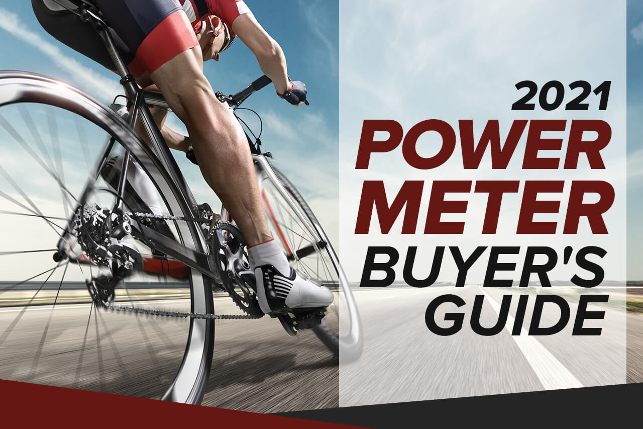 Banner images for our 2021 Power Meter Buyers's Guide Banner article
