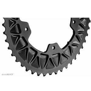 absoluteBLACK Premium Oval Sub-Compact 110x5 Chainrings