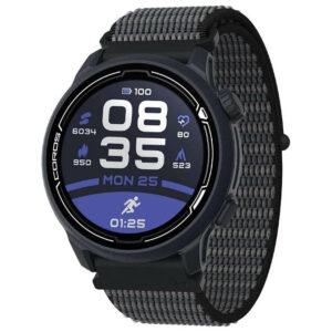 Coros PACE 2 GPS Watch – Dark Navy with Nylon Band