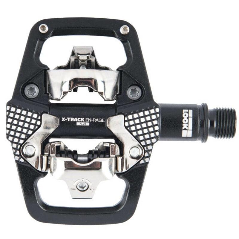 LOOK X-TRACK EN-RAGE PLUS MTB Pedals - Black