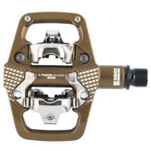 LOOK X-TRACK EN-RAGE PLUS MTB Pedals - Bronze