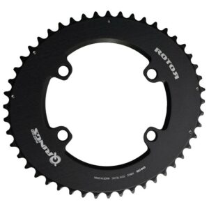 ROTOR 110x4 Aero Oval Chainrings for SRAM AXS